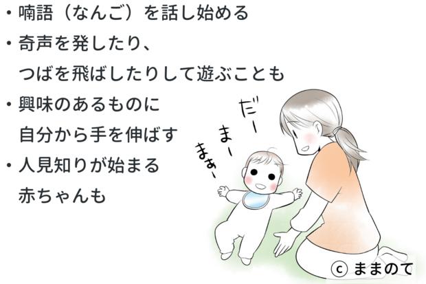 生後5ヶ月の赤ちゃんの発達とお世話の基礎知識 イラストでまるわかり