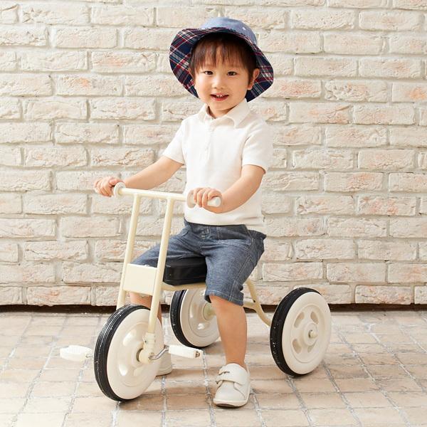 無印良品の16型の子供用自転車を買ってあげました。
