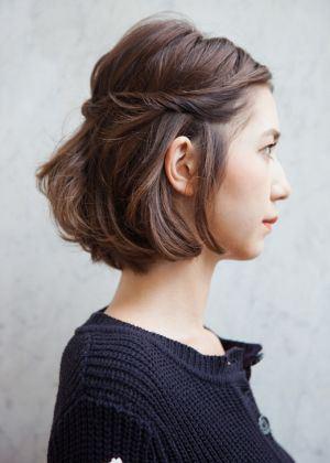 卒園式 入学式のママの髪型は おすすめヘアスタイルとヘア